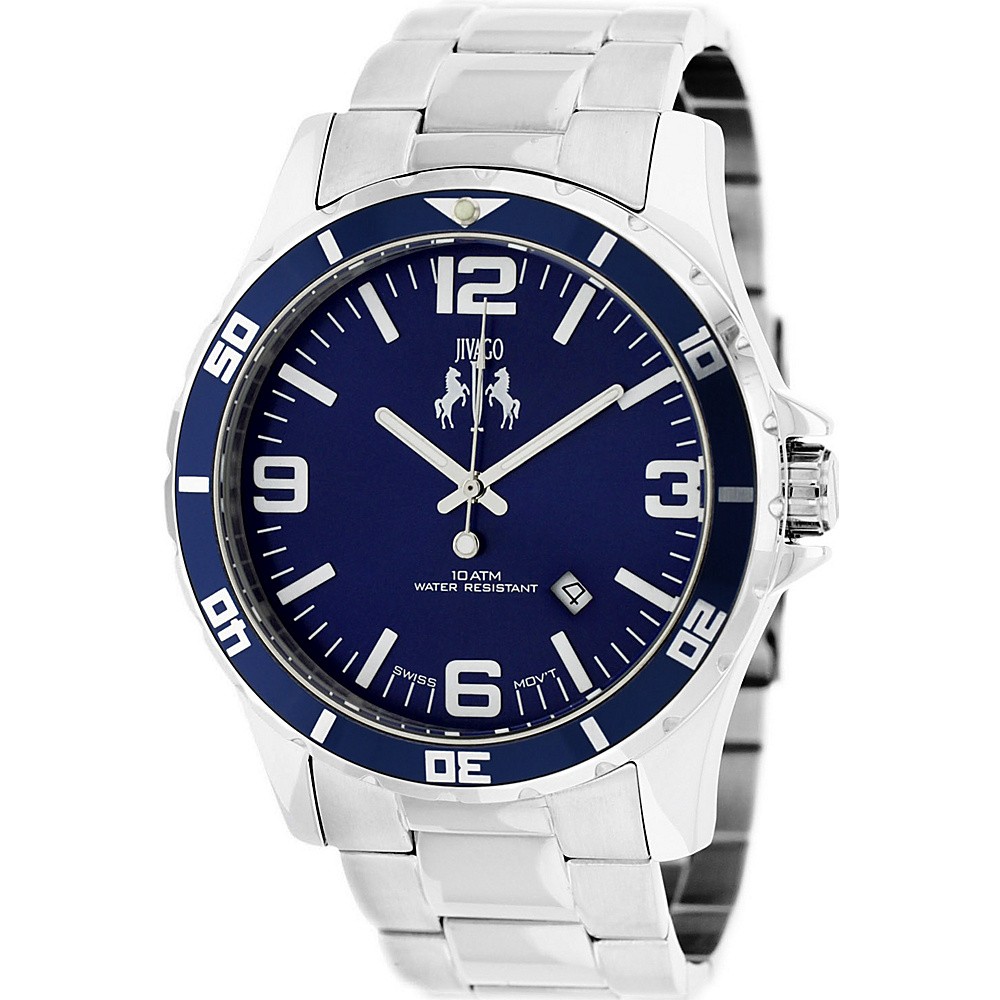 Jivago Watches Men s Ultimate Watch Blue Jivago Watches Watches