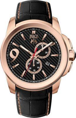 Jivago Watches Men's Gliese Watch Black - Jivago Watches Watches