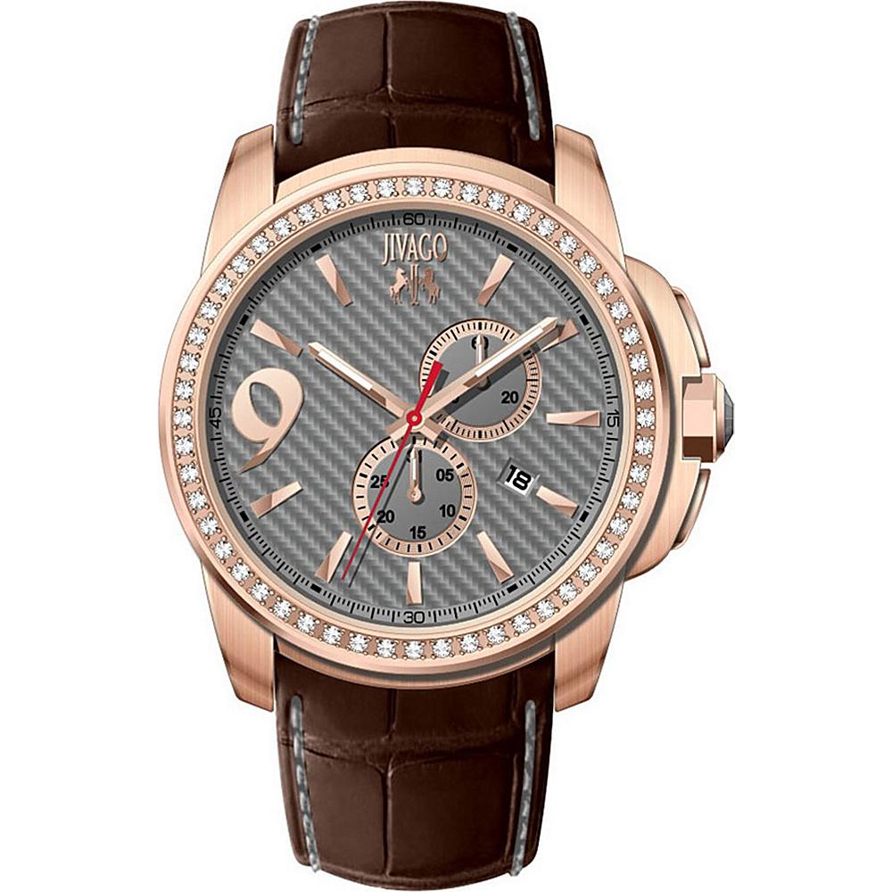 Jivago Watches Men s Gliese Watch Grey Jivago Watches Watches