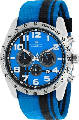 Oceanaut Watches Men's Milano Watch Blue - Oceanaut Watches Watches