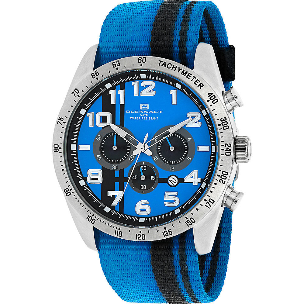 Oceanaut Watches Men s Milano Watch Blue Oceanaut Watches Watches