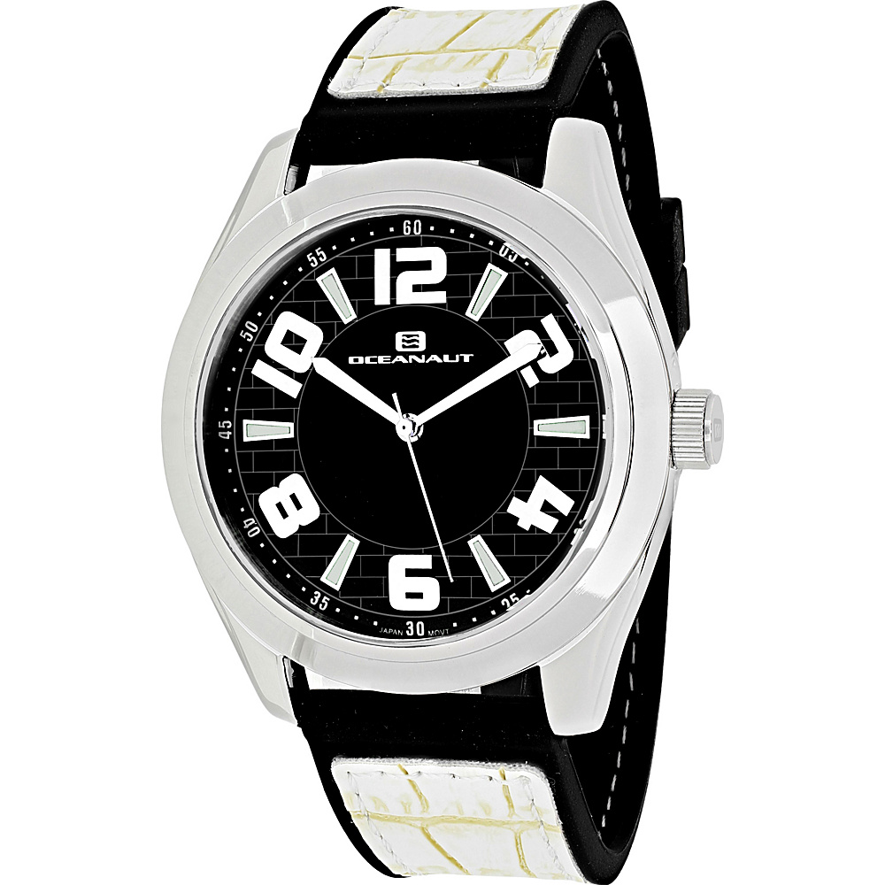 Oceanaut Watches Men s Vault Watch Black Oceanaut Watches Watches