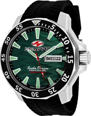 Seapro Watches Men's Scuba Dragon Diver Limited Edition 1...