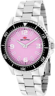 Seapro Watches Women's Tideway Watch Pink - Seapro Watches Watches