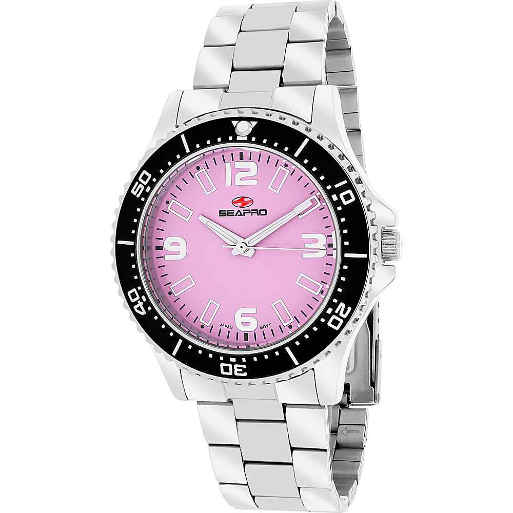Seapro Watches Women s Tideway Watch Pink Seapro Watches Watches