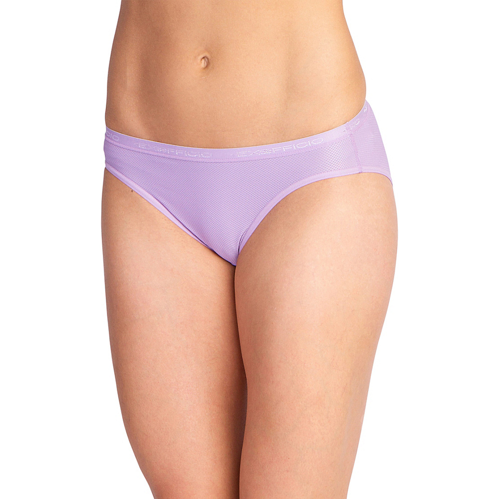 ExOfficio Womens Give-N-Go Hi Cut Brief S - Lupine - ExOfficio Womens Apparel - Apparel & Footwear, Women's Apparel