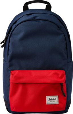 Timberland Wallets Crofton Color Block Backpack Black Iris - Timberland Wallets School & Day Hiking Backpacks