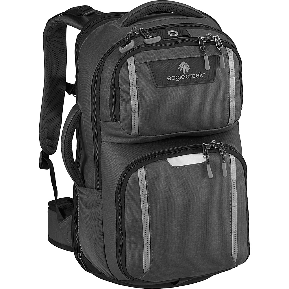 Eagle Creek Mission Control Backpack Asphalt - Eagle Creek Business & Laptop Backpacks - Backpacks, Business & Laptop Backpacks
