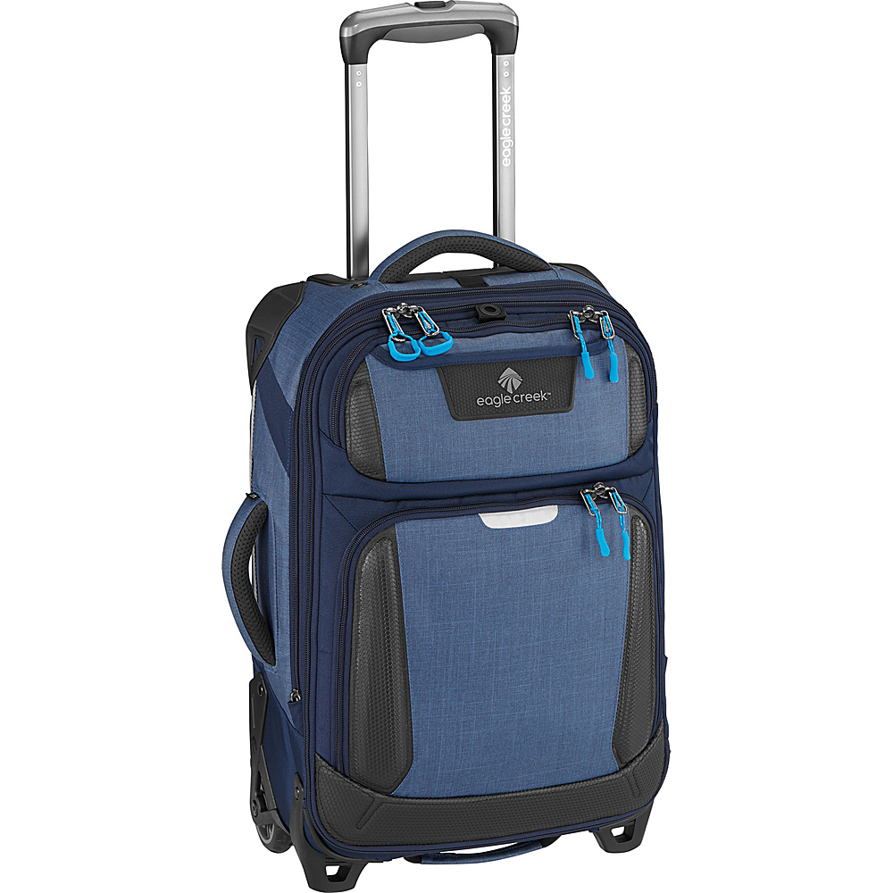 Eagle Creek Tarmac International Carry-On Slate Blue - Eagle Creek Softside Carry-On - Luggage, Softside Carry-On