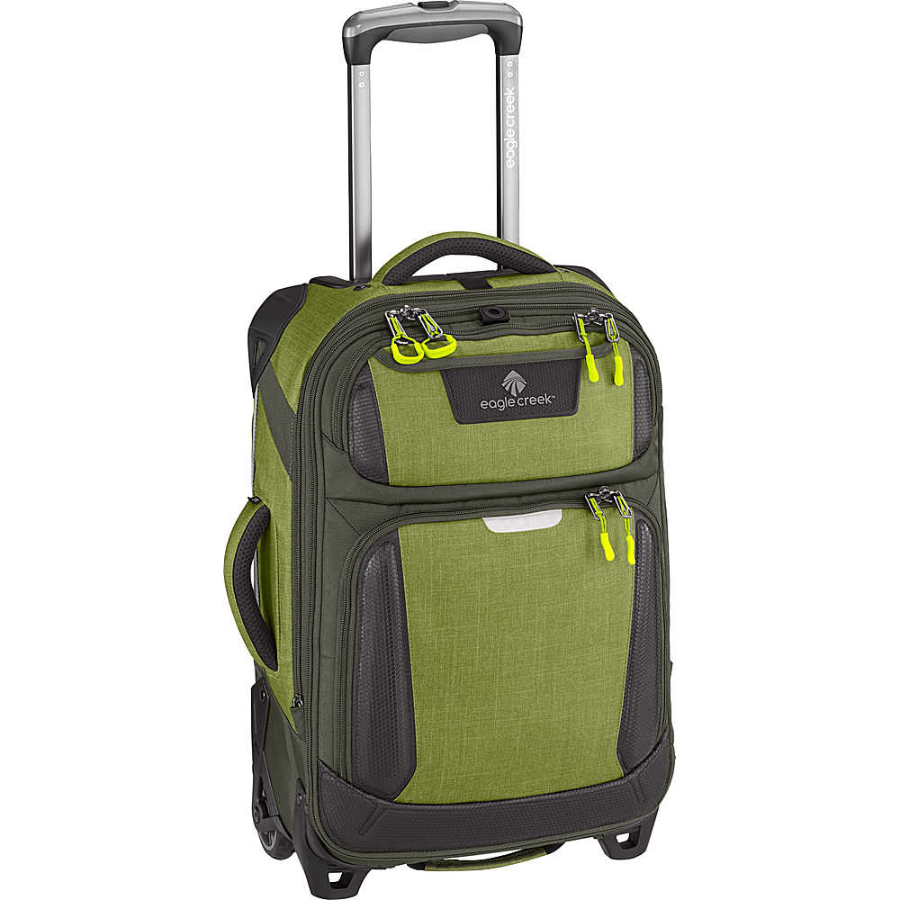 Eagle Creek Tarmac International Carry-On Highland Green - Eagle Creek Softside Carry-On - Luggage, Softside Carry-On