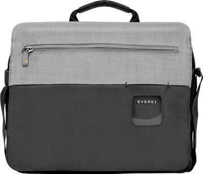 Everki ContemPRO 14.1 inch Laptop Shoulder Bag Black - Everki Non-Wheeled Business Cases
