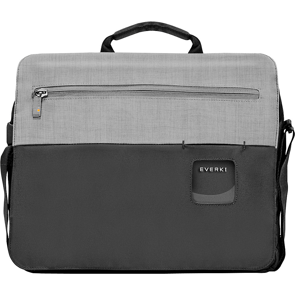 Everki ContemPRO 14.1 Laptop Shoulder Bag Black Everki Laptop Messenger Bags