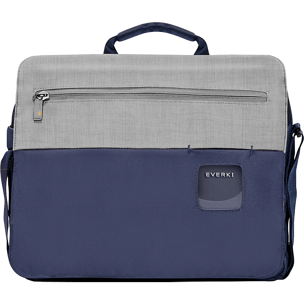 Everki ContemPRO 14.1 Laptop Shoulder Bag Navy Everki Laptop Messenger Bags