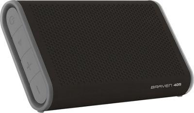 Braven 405 Waterproof Bluetooth Speaker Black/Black/Black - Braven Headphones & Speakers