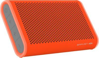 Braven 405 Waterproof Bluetooth Speaker Orange/Gray/Gray - Braven Headphones & Speakers