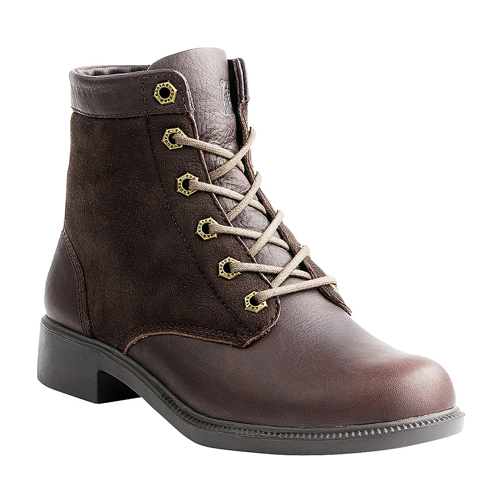 Kodiak Original Shearling Boot 6 - Dark Brown - Kodiak Womens Footwear - Apparel & Footwear, Women's Footwear