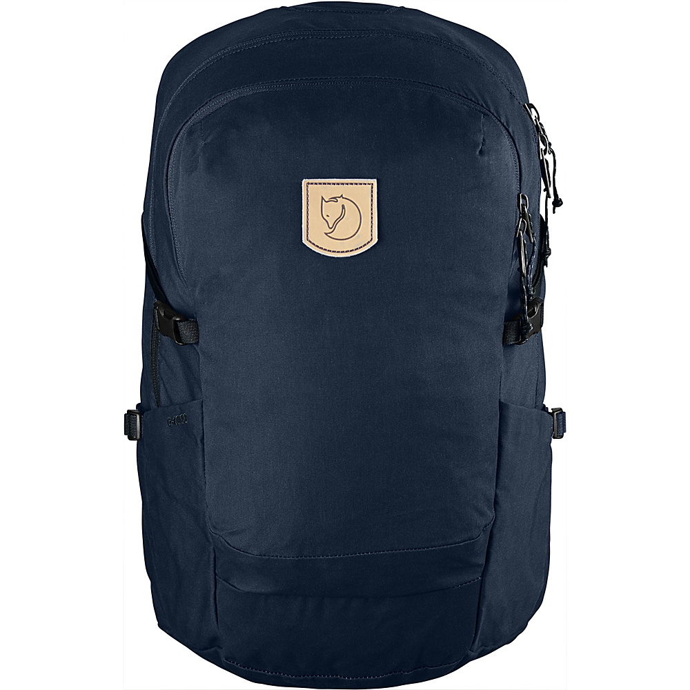Fjallraven High Coast Trail 26 Hiking Backpack Navy - Fjallraven Day Hiking Backpacks - Outdoor, Day Hiking Backpacks