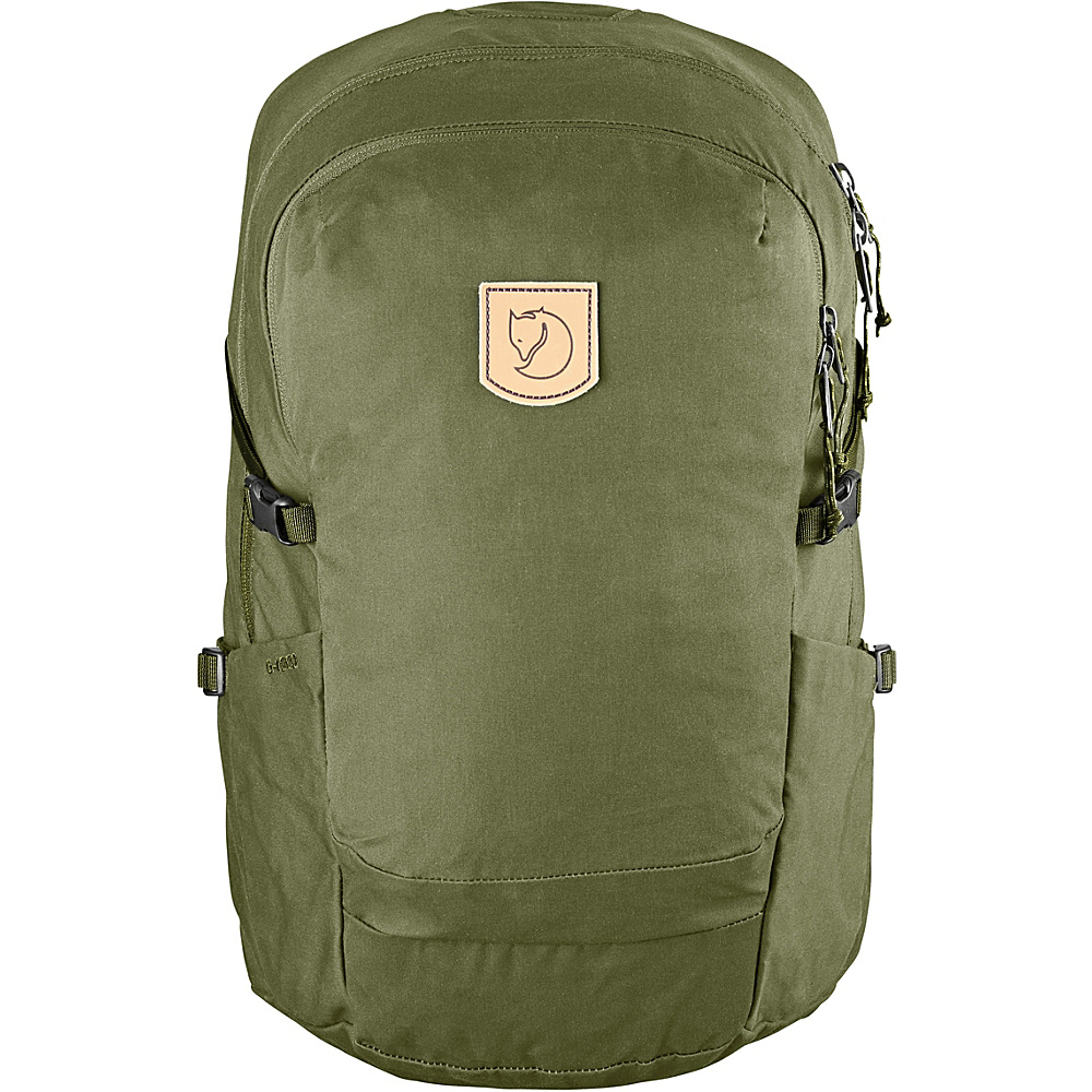 Fjallraven High Coast Trail 26 Hiking Backpack Green - Fjallraven Day Hiking Backpacks - Outdoor, Day Hiking Backpacks