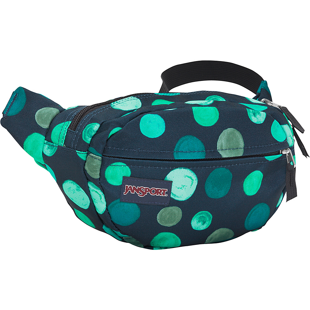 JanSport Fifth Avenue Waistpack- Sale Colors Multi Navy Connect Four - JanSport Waist Packs