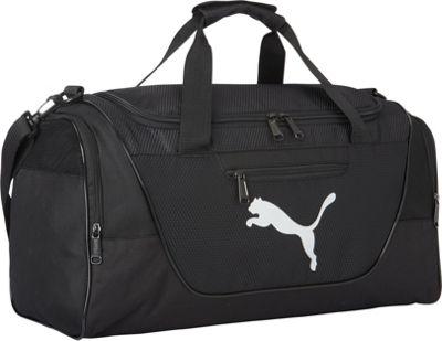 Puma Contender 2.0 Duffel Black - Puma Gym Bags