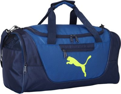 Puma Contender 2.0 Duffel Navy Blue - Puma Gym Bags