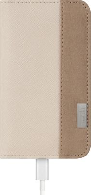 MOSHI Overture iPhone 6 Plus Wallet Phone Case Beige - MOSHI Electronic Cases