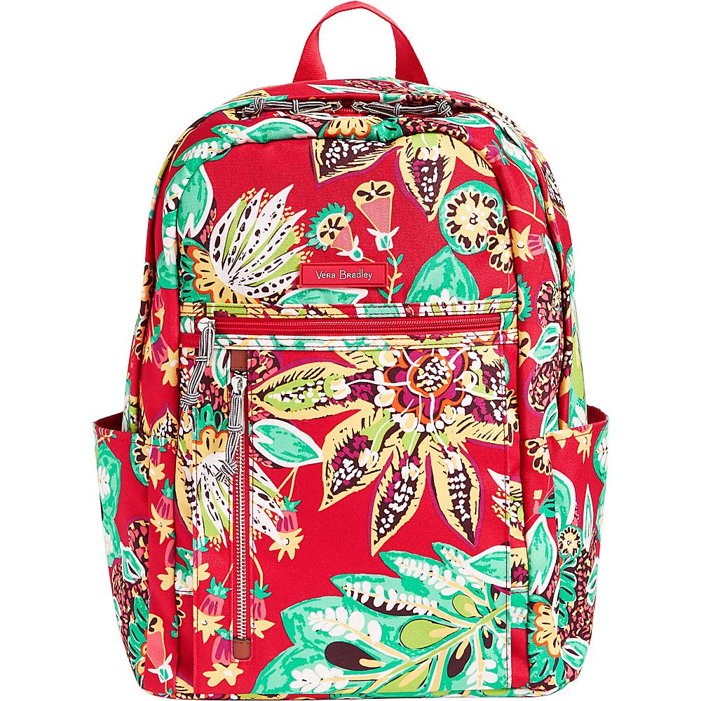 Vera Bradley Lighten Up Small Backpack Rumba - Vera Bradley School & Day Hiking Backpacks - Backpacks, School & Day Hiking Backpacks