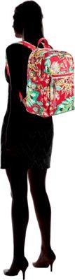 Vera Bradley Lighten Up Small Backpack Rumba - Vera Bradley School & Day Hiking Backpacks
