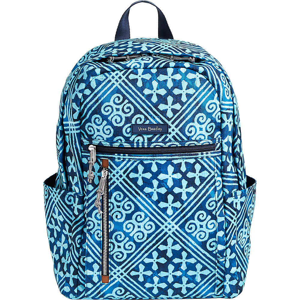 Vera Bradley Lighten Up Small Backpack Cuban Tiles - Vera Bradley School & Day Hiking Backpacks - Backpacks, School & Day Hiking Backpacks