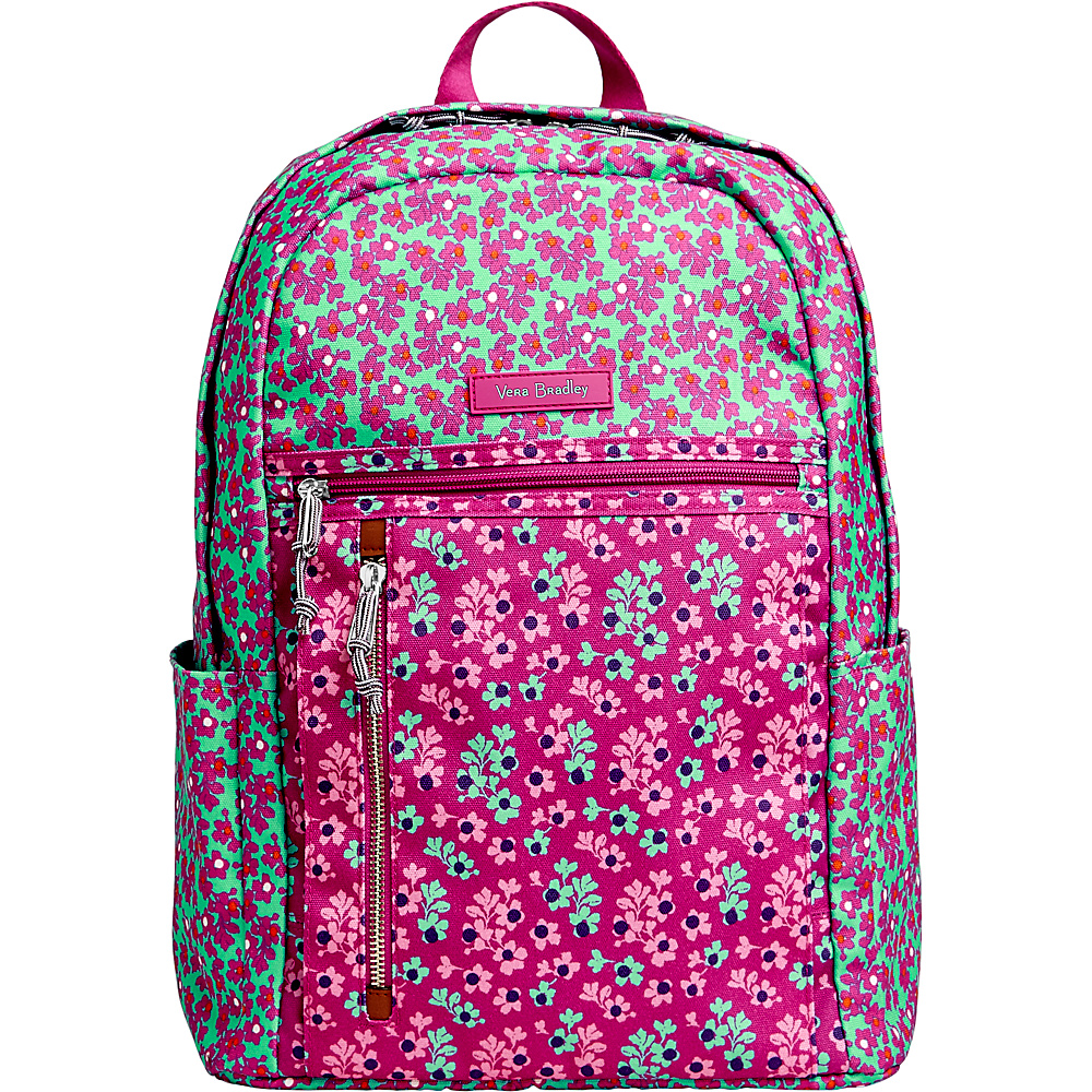 Vera Bradley Lighten Up Small Backpack Ditsy Dot - Vera Bradley School & Day Hiking Backpacks - Backpacks, School & Day Hiking Backpacks