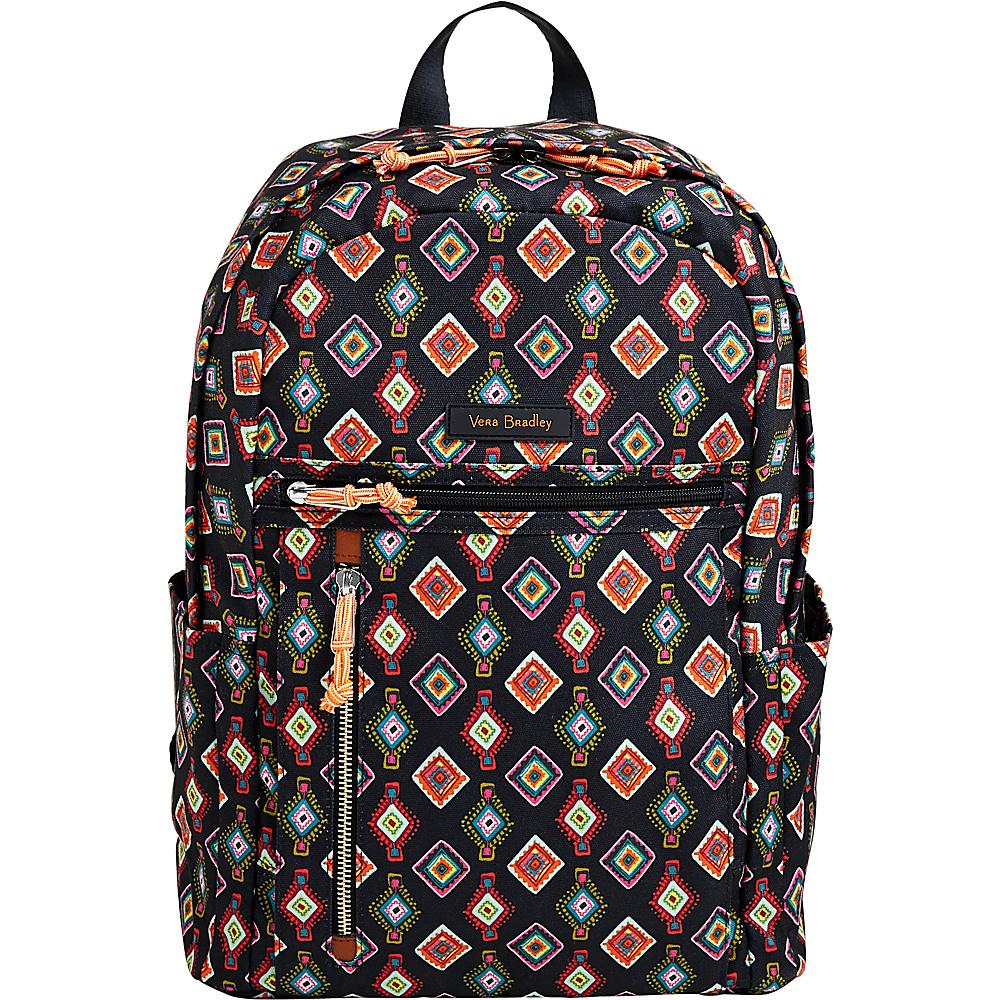 Vera Bradley Lighten Up Small Backpack Mini Medallions - Vera Bradley School & Day Hiking Backpacks - Backpacks, School & Day Hiking Backpacks