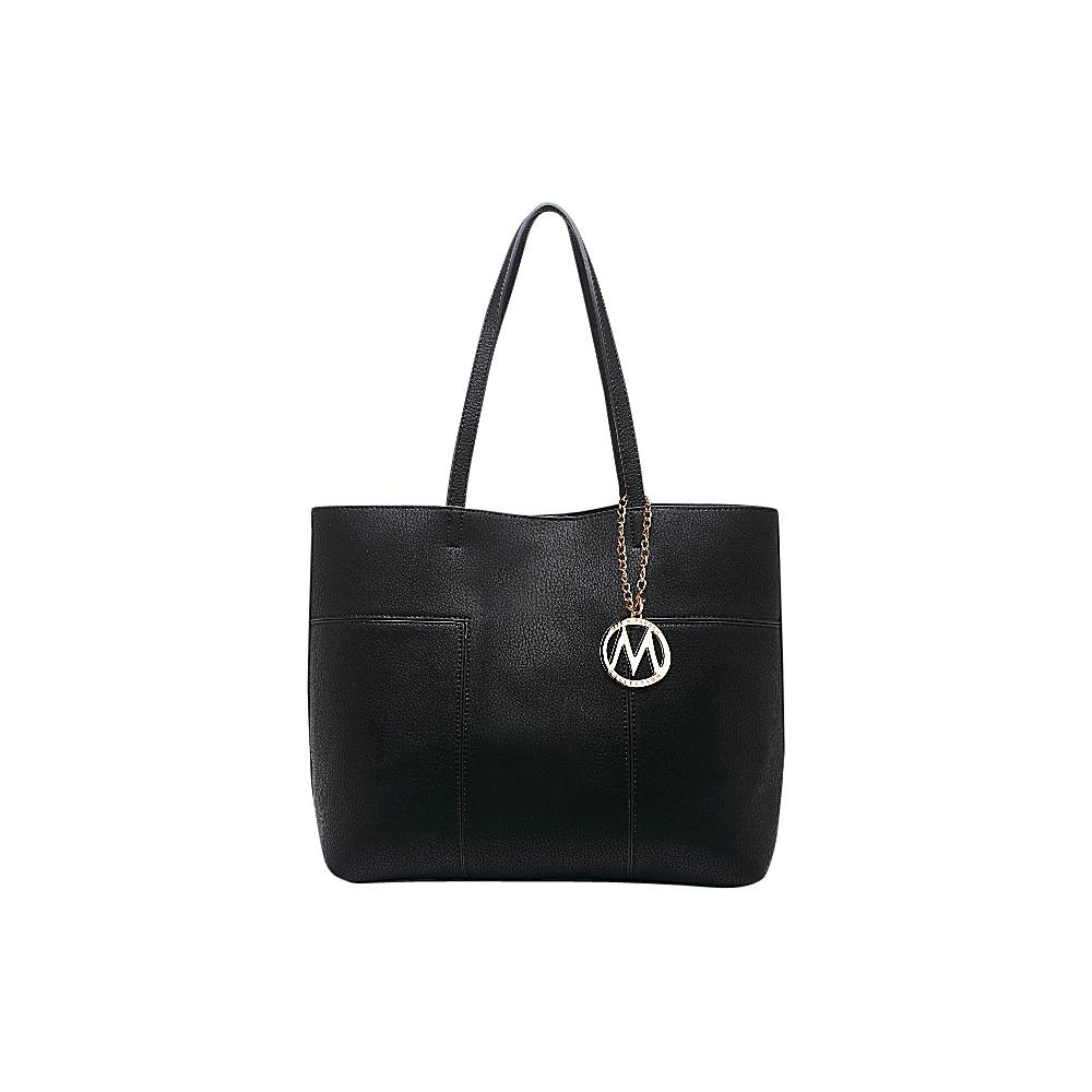 MKF Collection by Mia K. Farrow Sadie Tote Bag Black - MKF Collection by Mia K. Farrow Manmade Handbags - Handbags, Manmade Handbags
