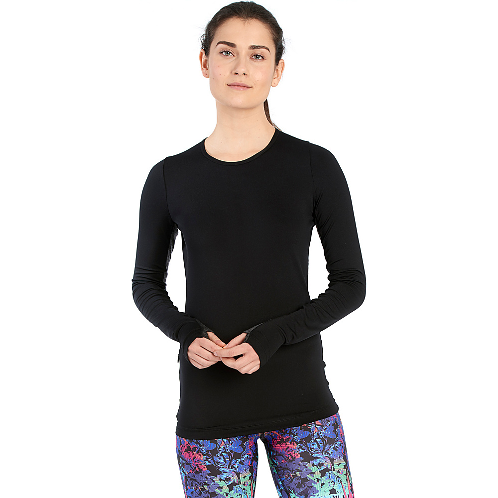 Lole Agnessa Top XS - Black - Lole Womens Apparel - Apparel & Footwear, Women's Apparel