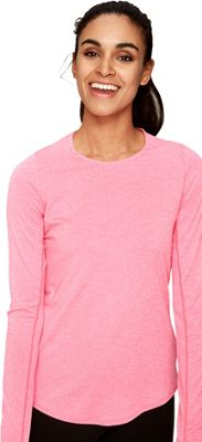 Lole Agnessa Top S - Hot Pink Heather - Lole Women's Apparel
