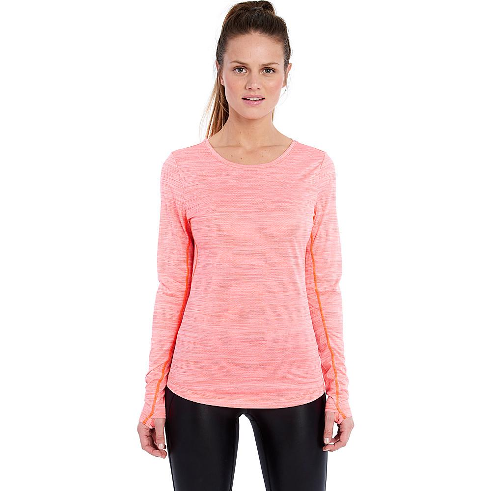Lole Mireille Top XS - Fiery Coral - Lole Womens Apparel - Apparel & Footwear, Women's Apparel