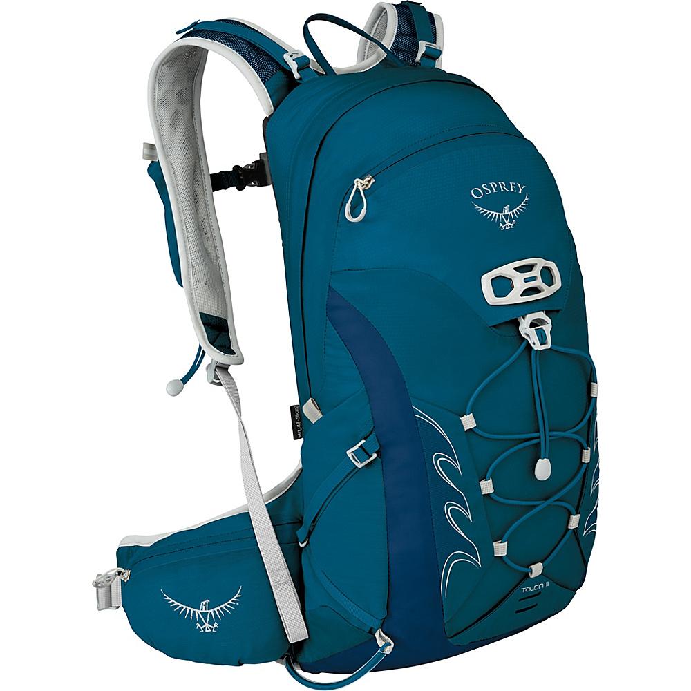 Osprey Talon 11 Hiking Pack Ultramarine Blue – M/L - Osprey Day Hiking Backpacks - Outdoor, Day Hiking Backpacks