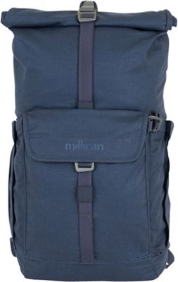 Millican Smith The Roll Pack 25L Slate - Millican Business & Laptop Backpacks