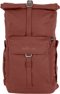 Millican Smith The Roll Pack 25L Rust - Millican Business & Laptop Backpacks