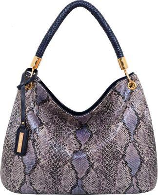 Mellow World Rogue Hobo Violet - Mellow World Manmade Handbags