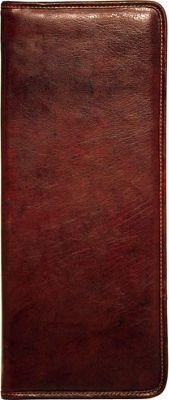 Jack Georges Voyager Tie Case Brown - Jack Georges Luggage Accessories