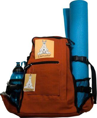 Llamaste Knapsack Marsala - Llamaste Other Sports Bags
