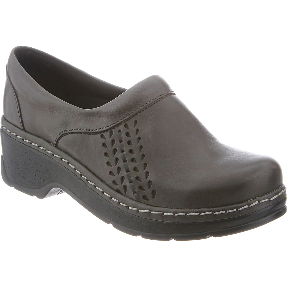 KLOGS Footwear Womens Sydney 7 - M (Regular/Medium) - Slate Smooth - KLOGS Footwear Womens Footwear - Apparel & Footwear, Women's Footwear