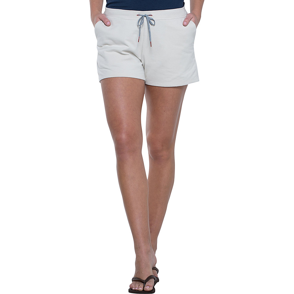 Toad & Co Overchill Short L - 3in - Pelican - Toad & Co Womens Apparel - Apparel & Footwear, Women's Apparel