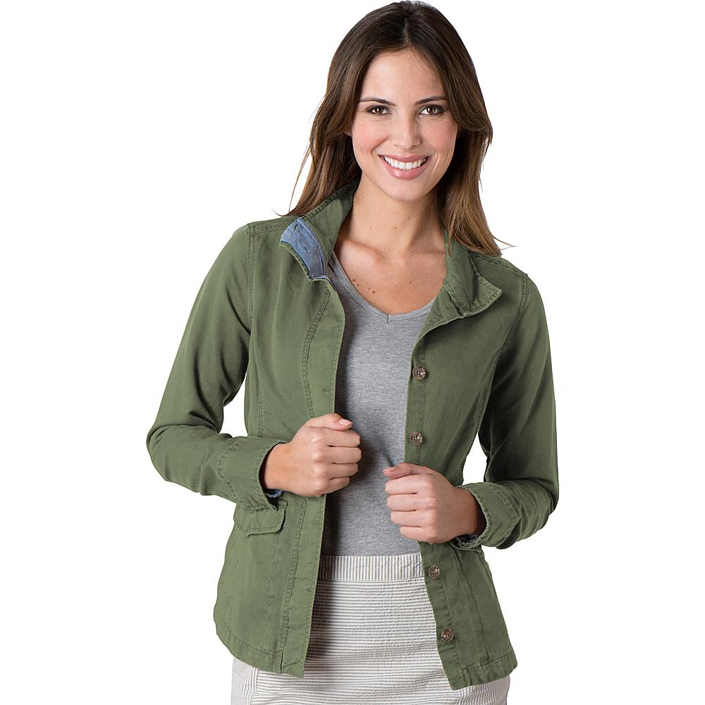 Toad & Co Dusk Jacket M - Juniper - Toad & Co Womens Apparel - Apparel & Footwear, Women's Apparel