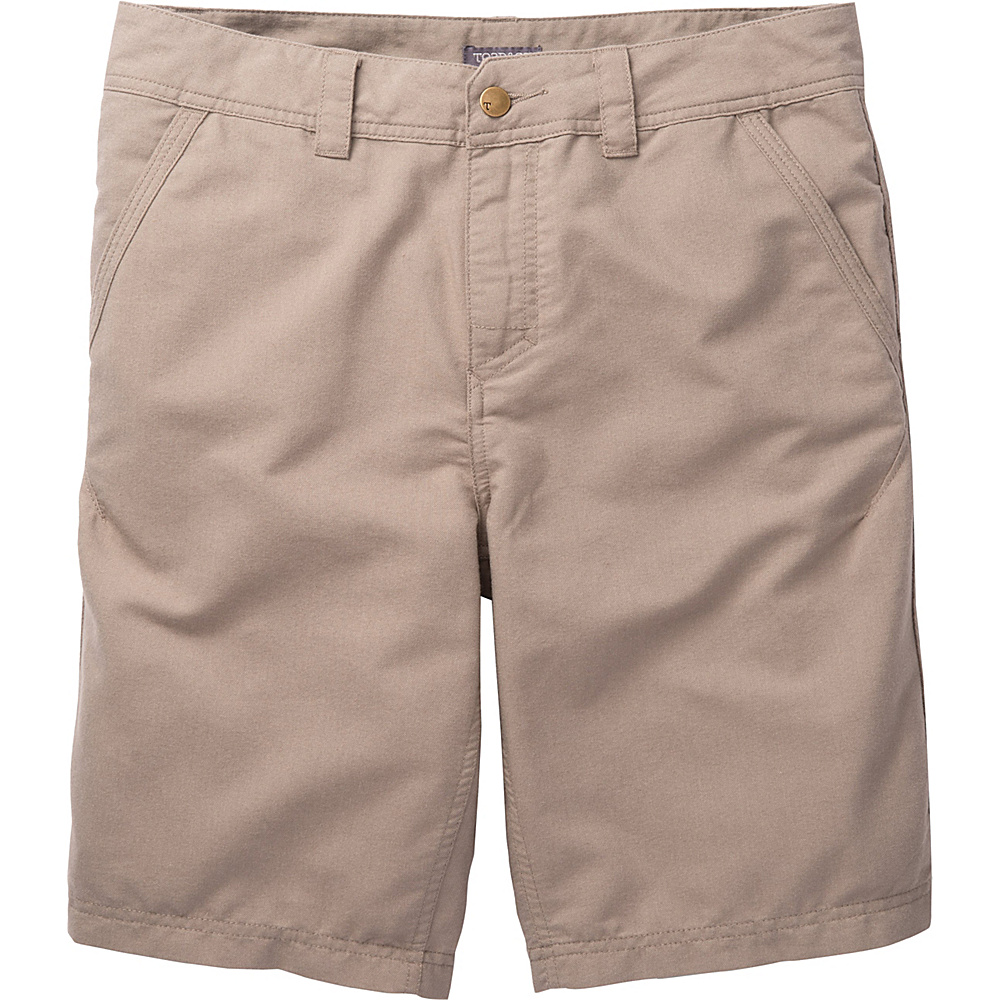 Toad & Co Kerouac Short 30 - Buckskin - Toad & Co Mens Apparel - Apparel & Footwear, Men's Apparel