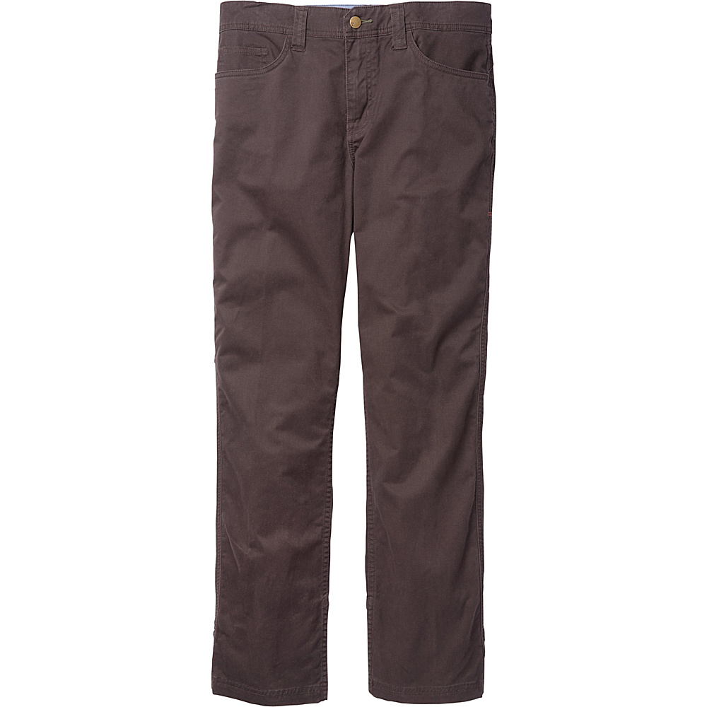 Toad & Co Sawyer Pant 30 - 32in - Buffalo - Toad & Co Mens Apparel - Apparel & Footwear, Men's Apparel