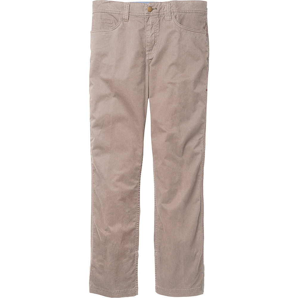 Toad & Co Sawyer Pant 31 - 32in - Dark Chino - Toad & Co Mens Apparel - Apparel & Footwear, Men's Apparel