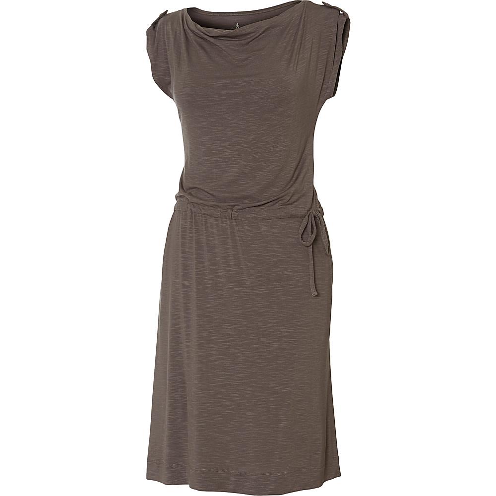 Royal Robbins Womens Noe Dress L - Taupe - Royal Robbins Womens Apparel - Apparel & Footwear, Women's Apparel