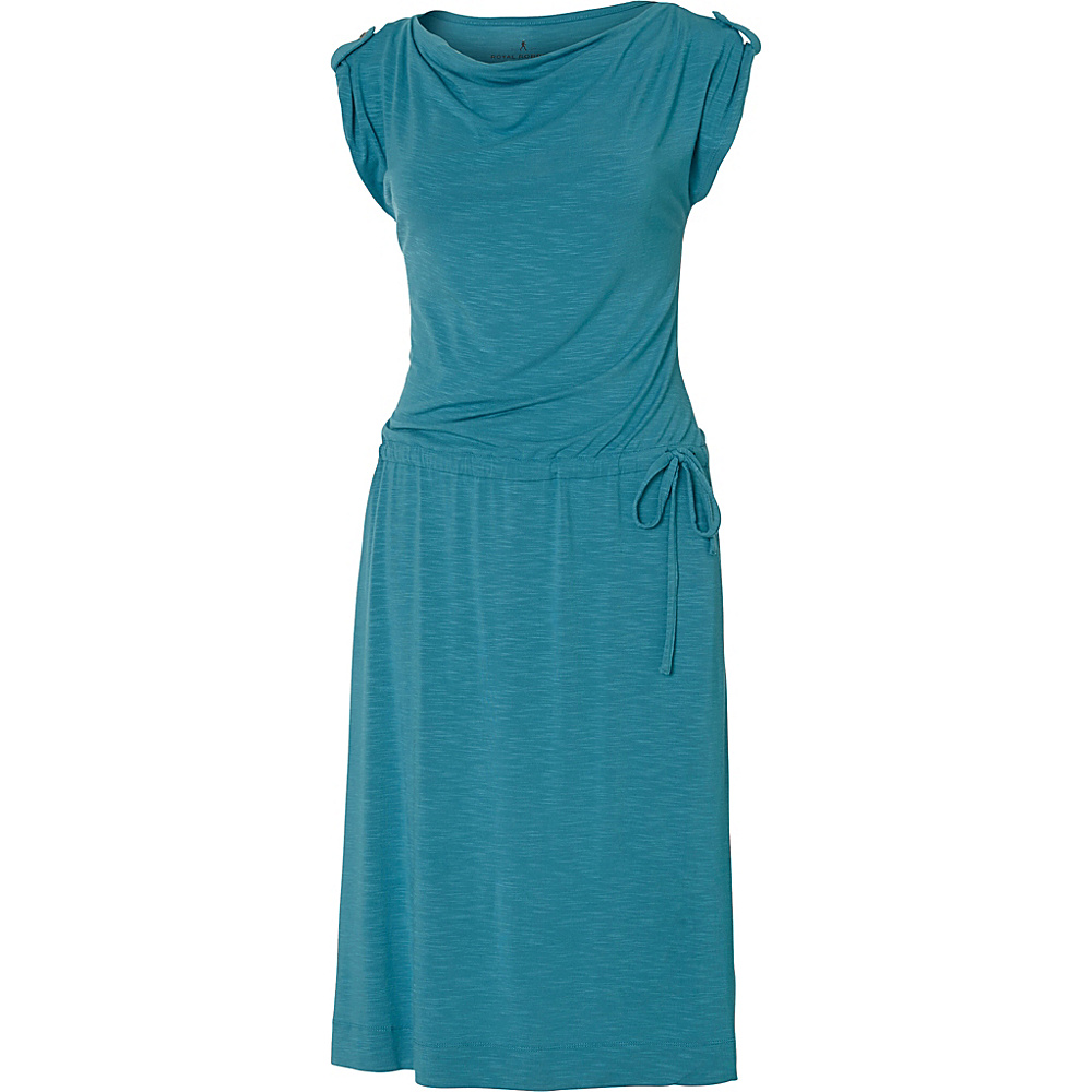 Royal Robbins Womens Noe Dress L - Reservoir - Royal Robbins Womens Apparel - Apparel & Footwear, Women's Apparel