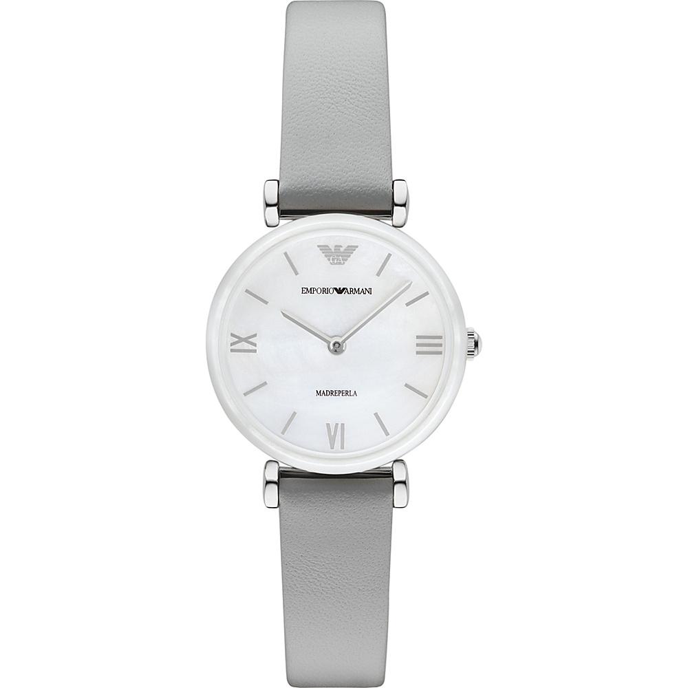 Emporio Armani Retro Watch Blue - Emporio Armani Watches